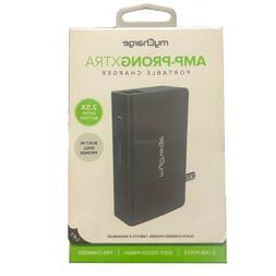 myCharge AmpProng Xtra Portable Charger 4400mAh / 2.4 Dual U