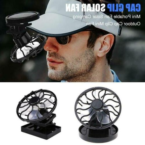 battery operated clip on portable fan power