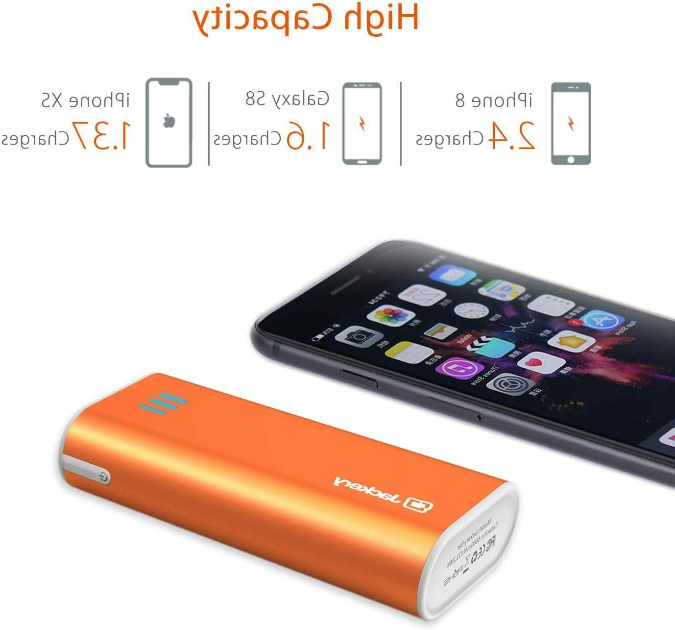 Jackery Portable Charger 6000Mah Power Bank For