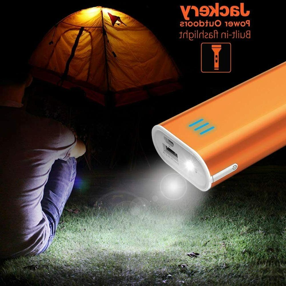 Charger 6000Mah Power For
