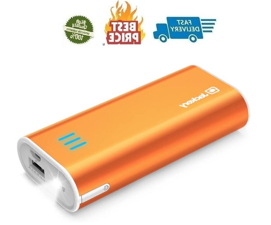 jackery portable cell phone charger 6000mah power