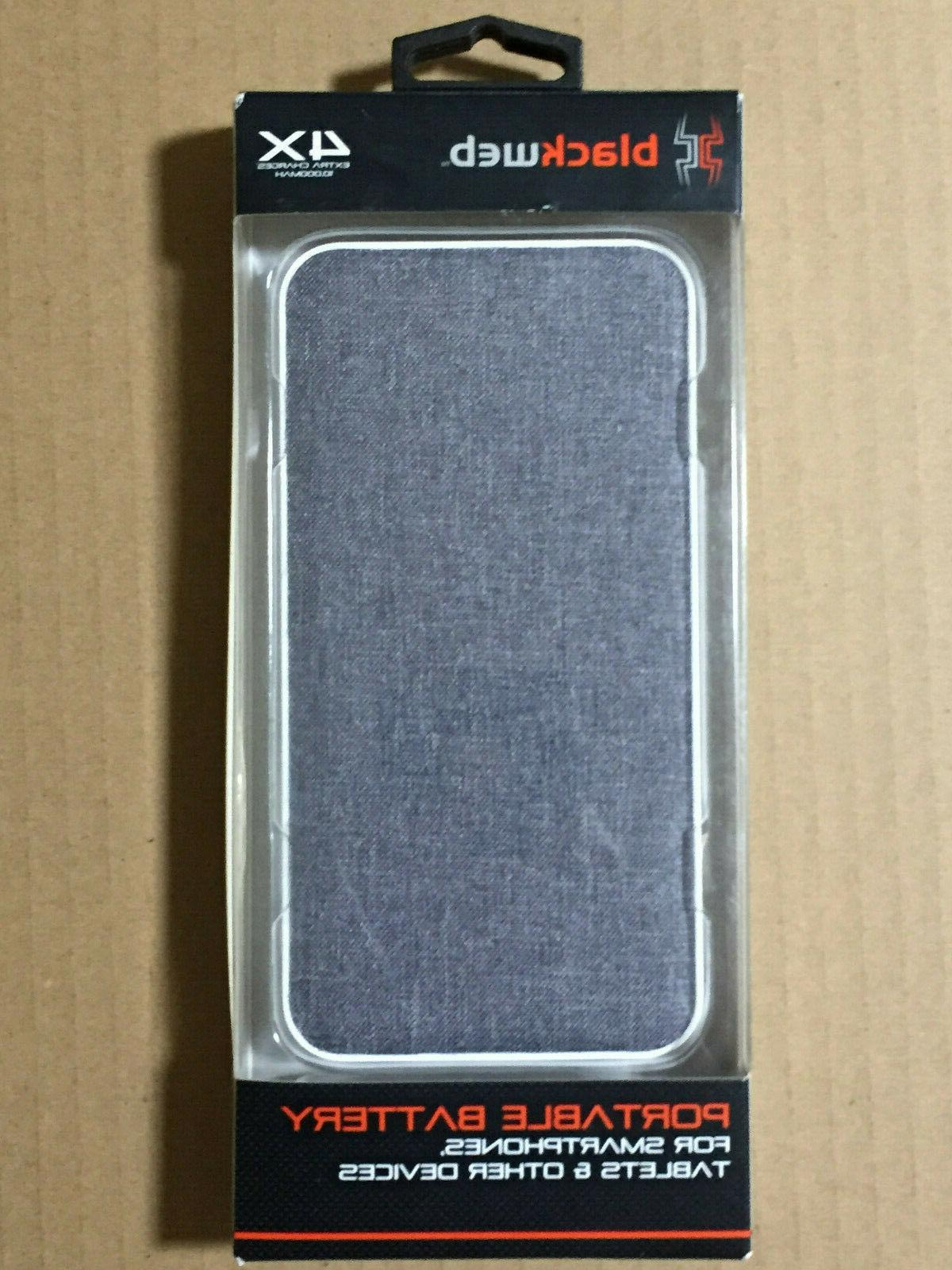 nib new unopened portable battery pack 10000