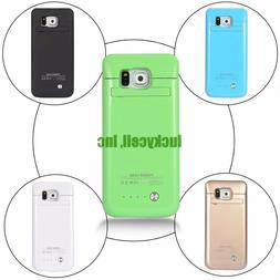 Portable External Battery Backup Power Bank Charger Case Cov