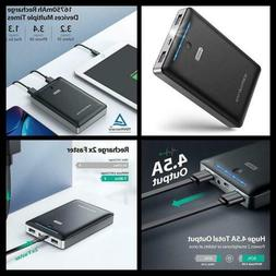 RAVPower Portable Smartphone Charger 16750mAh Power Bank Ext
