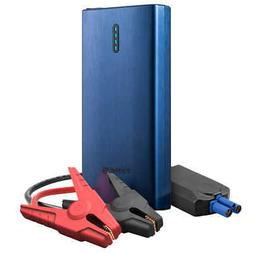 Type S Lithium Jump Starter Portable Power Bank with LED Fla