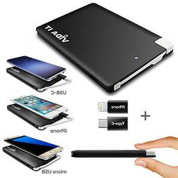 Universal Power Bank Portable Battery USB Charger with iPhon